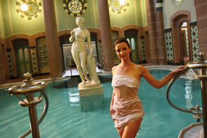 Palais Thermal - A Treat for Body and Soul